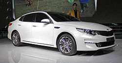 Kia Optima (seit 2015)