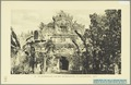KITLV - 37357 - Demmeni, J. - Tulp, De - Haarlem - The main entrance at the Water Castle in Yogyakarta - 1911.tif