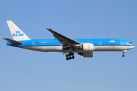 PH-BQB - B772 - KLM