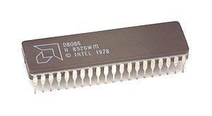 CPU AMD D8086