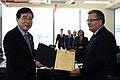 KOCIS Korea HUFS Poland President Lecture 01 (10470758374).jpg