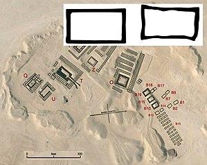 Ka (pharaoh) - Image: Ka Tomb