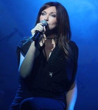Katy Garbi - Garbi performing at Polis Studio in 2013
