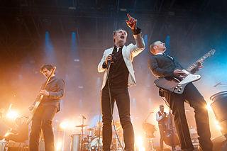 Kaizers Orchestra Norwegian alternative rock band