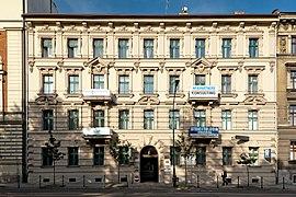 Kamienica, Kraków, ul. Basztowa 23, A-359 01.jpg