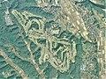 Karasuyamajo Country Club, Nasukarasuyama Tochigi Aerial photograph.2016.jpg