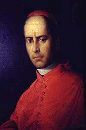 Lay cardinal - Lay Cardinal Teodolfo Mertel