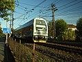 Karlštejn, příjezd vlaku od Prahy.JPG