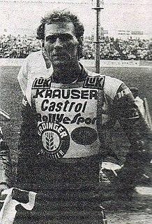 Karl Maier (speedway rider) German speedway rider