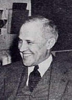Karl Taylor Compton - Karl Taylor Compton, 1940.