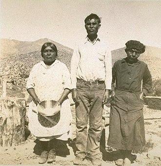 Kawaiisu - Image: Kawaiiasu Family