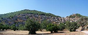 Kayaköy - Livissi/ Kayaköy village