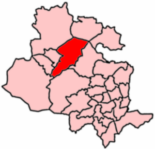 Keighley East electoral ward of Bradford City Council