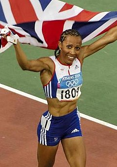Kelly Holmes - Wikipedia, the free encyclopedia
