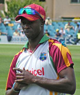 Kemar Roach Barbadian cricketer