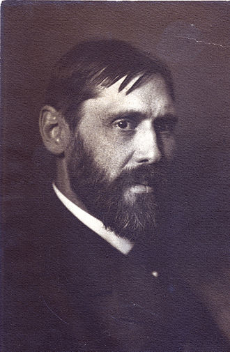 Kenyon Cox - Kenyon Cox in 1896