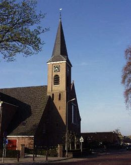 Schilderachtig Staphorst en