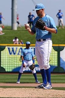 Kevin McCarthy (baseball) American professional baseball pitcher