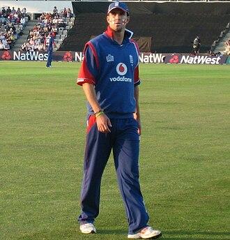 Kevin Pietersen - Kevin Pietersen in Twenty20 action in 2006