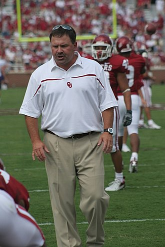 2006 Oklahoma Sooners football team - Kevin Wilson, promoted to offensive coordinator before the beginning of the season