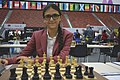 Khanim Balajayeva in 2016 Baku Chess Olympiad.jpg