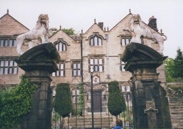 Kildwick Hall - geograph.org.uk - 236379