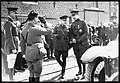 King of the Belgians being received by Earl Haig (4688514734).jpg