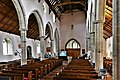 Kingsland, St. Michael and All Angels Church- The nave (geograph 6159945).jpg