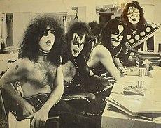 musikgruppe kiss