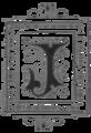 Klášter Bl. Anežky Přemyslovny a obnova jeho - Iniciála na straně 3.png