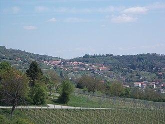 Klanjec - View of Klanjec