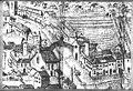 Klarissenkloster Meran Kupferstich Benedikt Auer um 1750.jpg