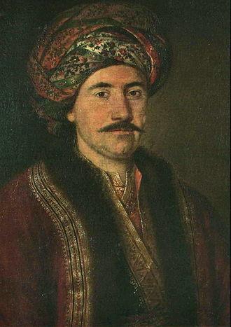 Pavel Đurković - Image: Knez Milos Obrenovic