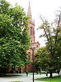 Kościół ewangelicki, ob. rzym.-kat. par. pw. Świętych Piotra i Pawła, 1872-1876 (37).JPG