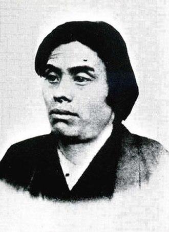 Kobayashi Kiyochika - Image: Kobayashi Kiyochika