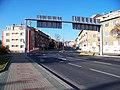 Kobyliské náměstí, směr Čimická.jpg