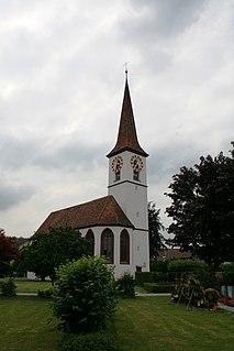 Kölliken Municipality in Switzerland in Aargau