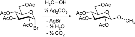 Koenigs-Knorr synthesis