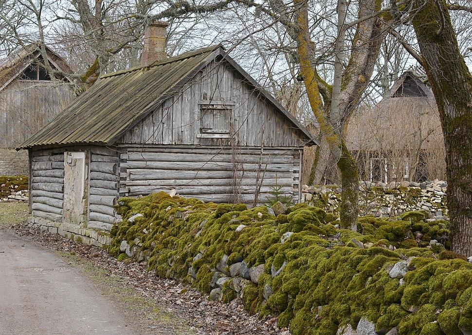 Koguva küla Hansu talu saun*