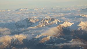 Kolasin district Komovi massif Ljevorćki Kom2453 masl Vasojevićki Kom2460 masl Kucki Kom 2487 masl Rogam 2235 masl peak 2185 masl IMG 1362