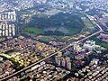 Kolkata Aerial view near Airport 095603.jpg