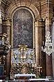 Kolozsvár, piarista templom belső tere 2021 03.jpg