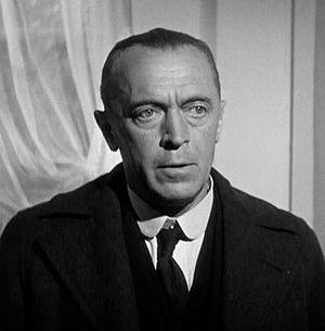 Konstantin Shayne - Shayne in  The Stranger (1946)