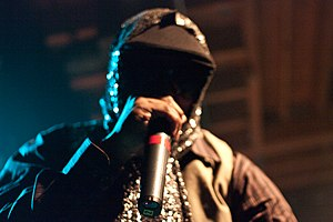 Kool Keith discography - Kool Keith performing at Mezzanine in San Francisco, California during the 2009 Noise Pop Festival.