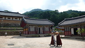 Hapcheon County - Hapcheon is known for Haeinsa temple
