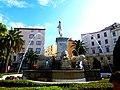 Korsika – Ajaccio – Plaza Foch - Monument Napoleon Bonaparte - panoramio (1).jpg