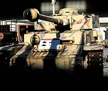 Wikijunior:World War II/Tanks - Wikibooks, open books for an