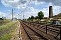 Krakow Nowa Huta Polnoc train station, Splawy street, Nowa Huta, Krakow, Poland.jpg