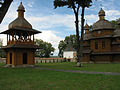 Krechow klasztor Basilianski Paraskewy church belltower IMG 4055 46-227-0062.jpg