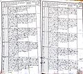 Krekenavos RKB 1849-1858 krikšto metrikų knyga 111.jpg